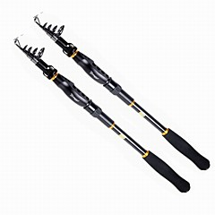 Telespin Rod 2.7 M Sea Fishing/Fly Fishing/Spinning/Freshwater Fishing/Boat Fishing Rod