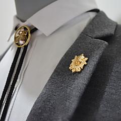 vinobraní štít brož (1ks) svatební party elegantní ženský styl