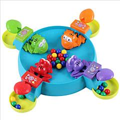 brinquedos infantis, jogos, o joguinho sapo de brinquedo brinquedos do bebê verde