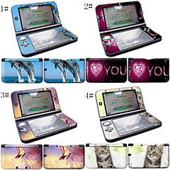 Nieuwigheid Tassen, Koffers en Achtergronden - voor Nintendo 3DS LL (XL) -