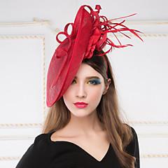 כובעים/זרי פרחים - נשים פשתן