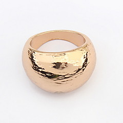 Unisex Europe And The United States Punk Personality Alloy Ring