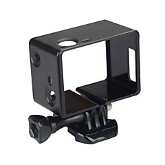 cheap Accessories For GoPro-LCD Display Screen Smooth Frame Case/Bags Screw Mount / Holder For Action Camera Gopro 3 Gopro 2 Gopro 3+ Film and Music Bike/Cycling