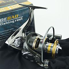 4000 Size 5.2:1 Full Metal Reel 12+1 Ball Bearings All Metal Sea Fishing Freshwater Fishing Spinning Fishing Reel