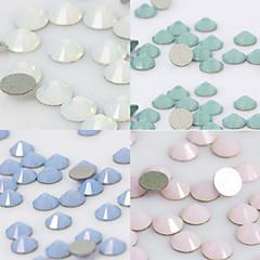 Abstract - Vinger/Teen - Nagelsieraden - Andere - 50 - stuks 7X4X0.2 - (cm)