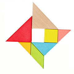 billige -Mosaikkspill Puslespill Puslespill i tre Moro Klassisk Klassisk Deler Gutt Barne Barn Gave