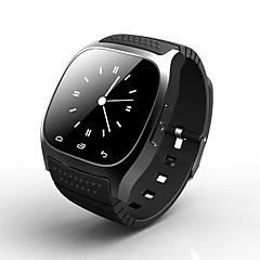 tanie Inteligentne zegarki-Inteligentny zegarek na iOS / Android Inteligentne etui / Długi czas czuwania / Ekran dotykowy / Lokalizator / Sport Rejestrator aktywności fizycznej / Rejestrator snu / siedzący Przypomnienie