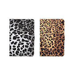 Case For with Stand Pattern Full Body Animal PU Leather for iPad Mini 4