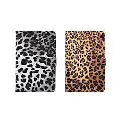 7.9 tuuman leopardikuvio kuvio laadukkaita PU nahka kotelo iPad Mini 4