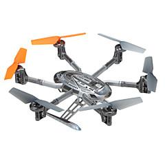 billige Fjernstyrte quadcoptere og multirotorer-RC Drone Walkera QR Y100 7CH 3 Akse 5.8G Med HD-kamera 2.0MP 2.0MP Fjernstyrt quadkopter En Tast For Retur Auto-Takeoff Hodeløs Modus