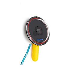 """tanie Akcesoria do GoPro-telesin 6 """"port kopułowy dla GoPro hero3 + i hero4 fotografii podwodnej"""