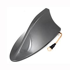 16cm גג בסיס דבק עיצוב סנפיר כריש פלסטיק דקורטיבי אנטנה ארוכה לRAV4 טויוטה