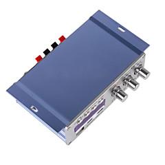 abordables -hy502 un mini amplificateur de puissance audio stéréo de voiture de moto numérique support de lecteur de musique mp3 usb son dvd cd fm sd