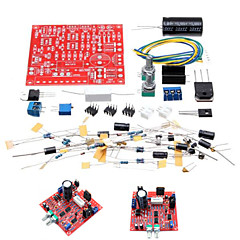 cheap -0-30V 2mA - 3A Adjustable DC Regulated Power Supply DIY Kit Short Circuit Current Limiting Protection
