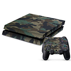 ב-סקין בקר מדבקה לכסות עור מגן PS4 מדבקת עור