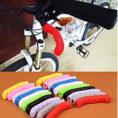 cheap Bike Parts & Components-Bike Brakes & Parts Brake Levers Recreational Cycling Cycling / Bike Road Bike Mountain Bike/MTB Other Silicone