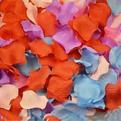 billige Kunstige blomster-Gren Silke Roser Bordblomst Kunstige blomster 4.5x4.5cm