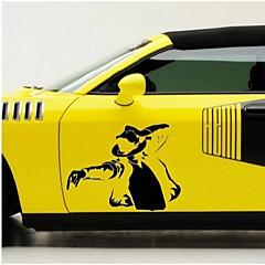 Large 50 CM Michael Jackson Jackson Classic Action Car Door(1PCS)