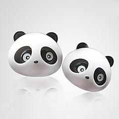 billiga Luftrenare till bilen-ziqiao ett par härliga panda smak bil luftfräschare diffusor utlopp magiska leveranser parfym