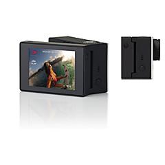 LCDスクリーン LCDスクリーンアダプタ 液晶保護シート 傾斜可能なLCD, のために-アクションカメラ,Gopro 5 Gopro 3 Gopro 3+ Gopro 2