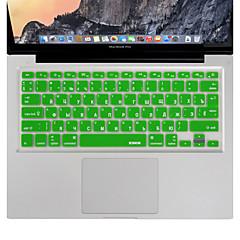 XSKN russischer Sprache Tastaturabdeckung Silikonhaut für macbook Luft / MacBook Pro 13 15 17 Zoll us / eu-Version