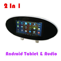 Hyllykaiutin 2.1 CH Langaton / Kannettava / Bluetooth / Indoor
