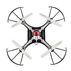 billige Fjernstyrte quadcoptere og multirotorer-RC Drone SJ  R/C T40C 4 Kanaler 6 Akse 2.4G Med HD-kamera 2.0MP 720P Fjernstyrt quadkopter En Tast For Retur Hodeløs Modus Tilgang