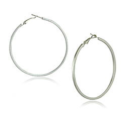 cheap Earrings-Women's Jewelry Alloy Round Jewelry Silver Costume Jewelry