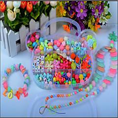 ein Acryl-Perle Paket Kinder wulstige Material von Hand