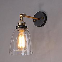 Rustic / Lodge Zidne svjetiljke Metal zidna svjetiljka 110-120V / 220-240V 60W