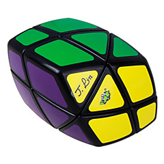 billiga Leksaker och spel-Rubiks kub WMS Alien Skewb Cube Mjuk hastighetskub Magiska kuber Pusselkub professionell nivå Hastighet Konkurrens Present Klassisk &