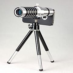 8X18 Monokulár Vysoké rozlišení Širokoúhlý Eagle Vision Spotting Scope Generic Mobilní telefon Obecné Pozorování ptáků Çoklu-kaplanmalı