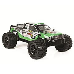 billige Fjernstyrte biler-Radiostyrt Bil WL Toys L212 2.4G 4WD Høyhastighet Driftbil Off Road Car Trailer Buggy (Off- Road) 1:12 Børsteløs Elektrisk 60 KM / H