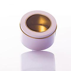 titular do metal do metal do cilindro com caixas de presente-6 favores do casamento lindos