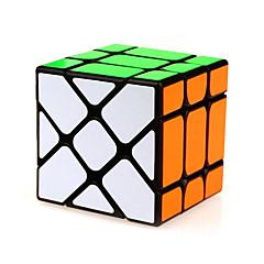 Rubiks kube YongJun Glatt Hastighetskube 3*3*3 Alien Hastighet profesjonelt nivå Magiske kuber Kvadrat Nytt År Jul Barnas Dag Gave
