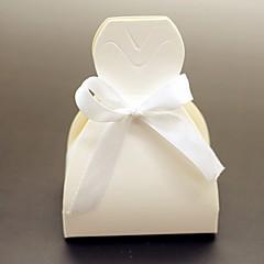 12 Stuk/Set Gunst Holder-Creatief Kaart Papier Bedank Doosjes Bedank Tassen Niet-gepersonaliseerde