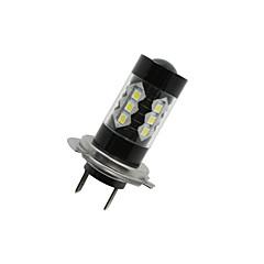 billige Tåkelys til bil-SO.K 2pcs H7 Bil Elpærer 8 W Høypresterende LED 1300 lm 16 LED Tåkelys