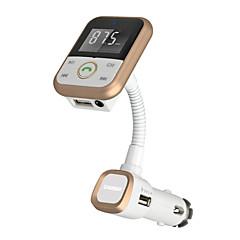 bt67 Bluetooth 4.0 carregador de carro player do carro carro cartão mp3 CSR Bluetooth O Bluetooth fm automóvel