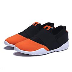 AILE נעלי ספורט נעלי טיולי הרים נעלי ריצה נעלי יומיום נעלי הרים לגברים ריפוד חסין בפני שחיקה נושם התאמה מיידית לרגל קנבסריצה טיפוס דיג