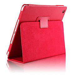 Magnetic Auto Wake Up Sleep Flip Litchi Leather Case For ipad Air 2 Cover Tablet With Free Screen Protector+ Pen