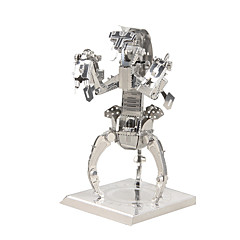 cheap -3D Puzzles Jigsaw Puzzle Metal Puzzles Model Building Kits 3D Metal Alloy Metal 8 to 13 Years