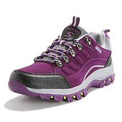 billige Skotøy og tilbehør-blå / lilla / rosa slitesterke gummi joggesko for kvinner