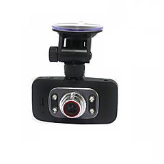 お買い得  車載DVR-HD / 耐衝撃 / Full HD / Gセンサー / モーション検知 / 1080P-車のDVD-5.0 MP CMOS-1600 x 1200