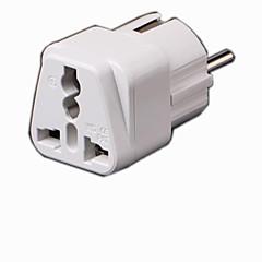 cheap Cables & Adapters-High Quality Universal EU Plug Adaptor