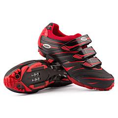 Tiebao 816A joggesko Sykkelsko Mountain Bike-sko Herre Dame Unisex Anti-Skli Demping Slitasje-sikker Vanntett Utendørs FjellsykkelBlandet
