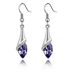 Dames Kristal Kostuum juwelen Sterling zilver Sieraden Voor