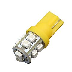 10x borostyán sárga t10 ék 10smd vezette be a fény W5W 2825 158 192 168 194 906 912