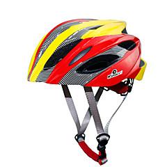 billige -Bike Helmet 18 Ventiler Cykling Sport Ungdom PC EPS Cykling / Cykel