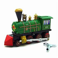 Brinquedos de Corda Carros de brinquedo Trem Brinquedos Cauda Metal Peças Dom