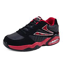 36-44 נעלי ספורט לגברים לנשים ריפוד נושם סוליה נמוכה רשת נושמת גומי ריצה צעידה